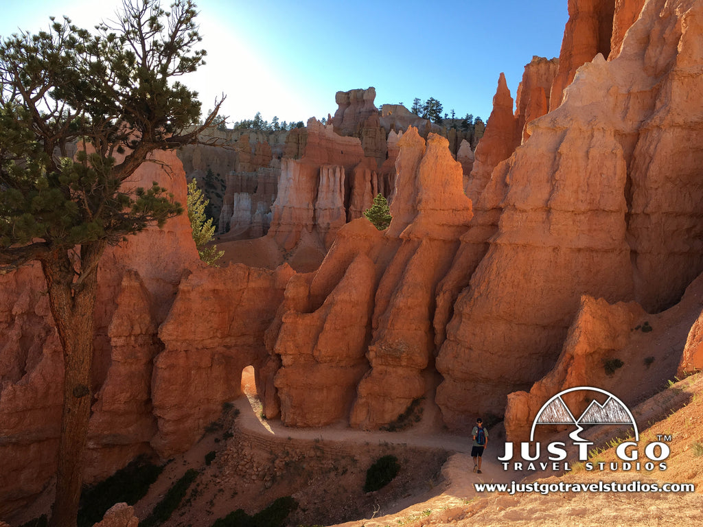 Just Go to Bryce Canyon National Park - Hiking the Queens Garden and Navajo Loop Trail