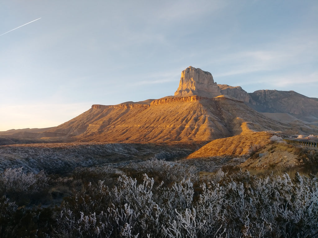 Just Go to Guadalupe Mountains National Park - Campgrounds