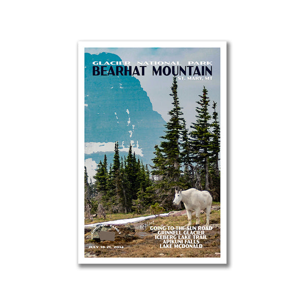 Bearhat Mountain Custom
