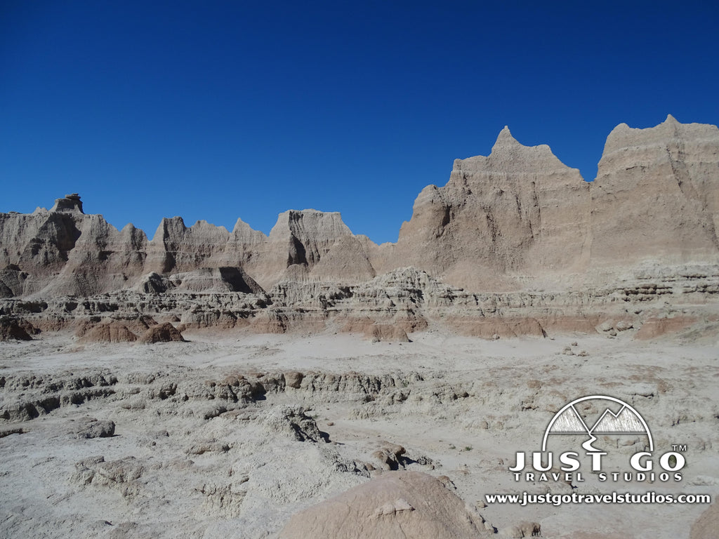 The Door Trail in Badlands National Park