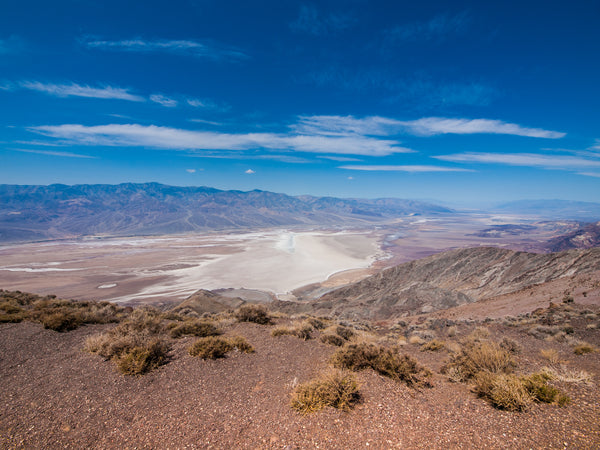 Dante's View in Death Valley National Park