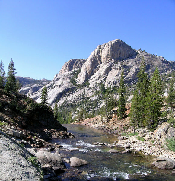 Glen Aulin Trail in Yosemite National Park