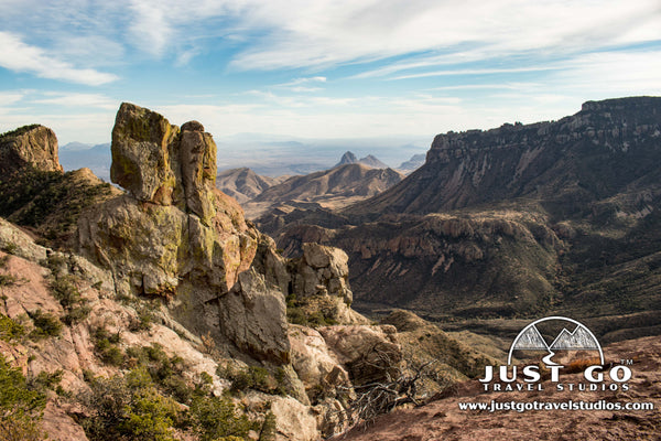 Big Bend National Park, Lost Mine Trail