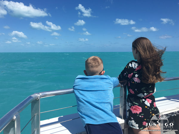 sailing to dry tortugas national park