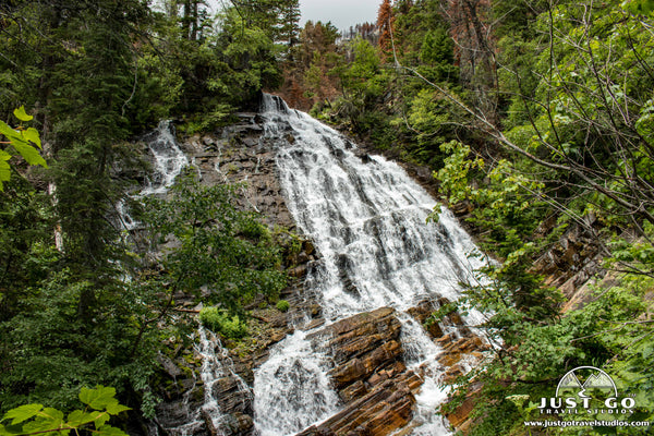 Upper Bertha Falls