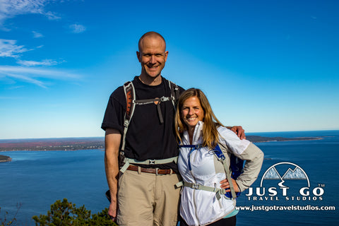 Amy and Pete from Just Go Travel Studios