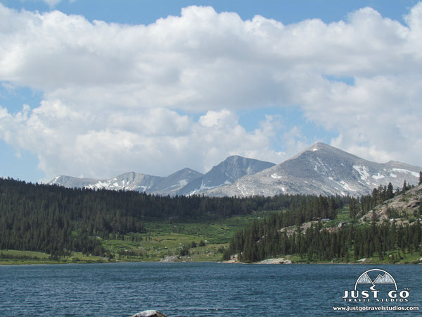 Tuolumne Meadows on Yosemite National Park