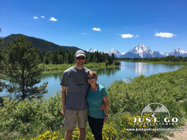 Cascade Canyon hike in Grand Teton National Park