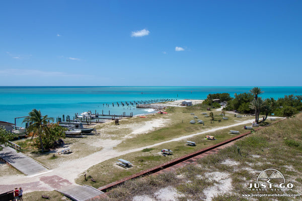 dry tortugas national park campgrounds