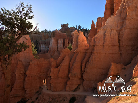 Queens Garden Loop in Bryce Canyon National Park