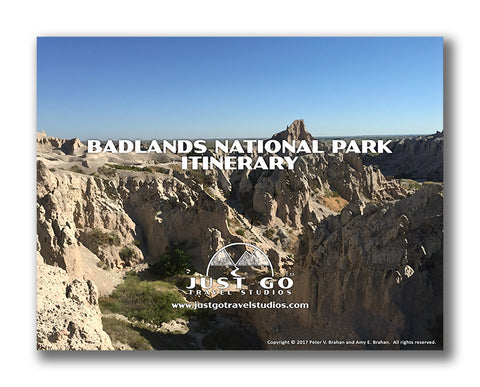 Badlands National Park Itinerary