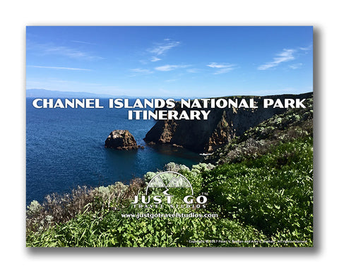 Channel Islands National Park Itinerary from Just Go Travel Studios