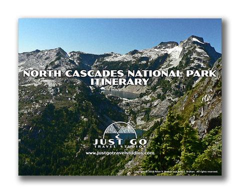 North Cascades National Park Itinerary