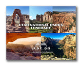Utah National Park Itineraries