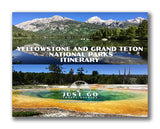 Yellowstone National Park Itinerary