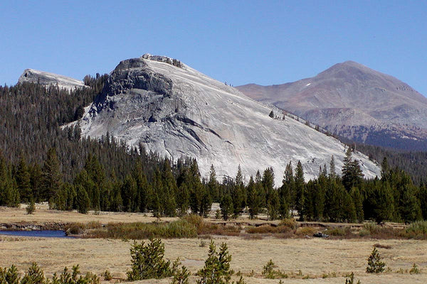 Lembert Dome in Yosemite National Park