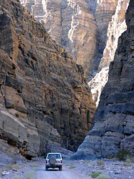 Titus Canyon in Death Valley National Park