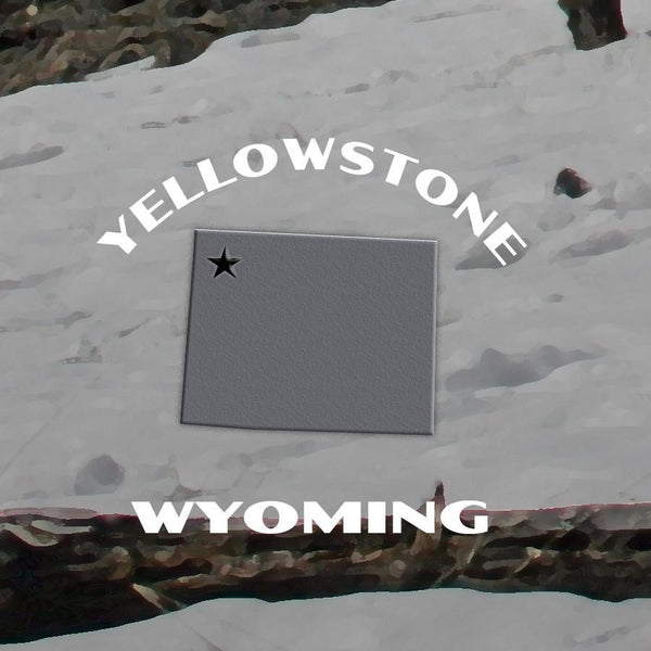 Yellowstone National Park Poster-Firehole River