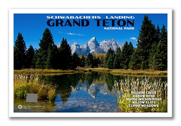 Custom National Park Note Cards / Custom Travel Note Cards