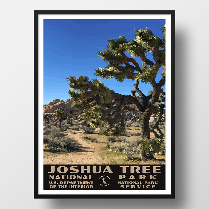 Joshua Tree National Park Posters