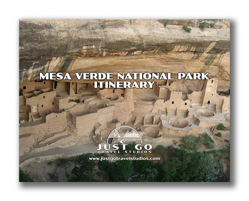 Mesa Verde National Park Itinerary