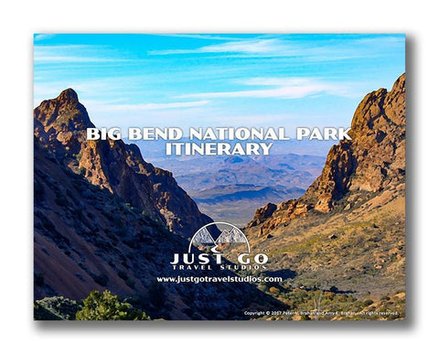 Big Bend National Park Itinerary