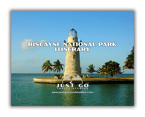 Biscayne National Park Itinerary