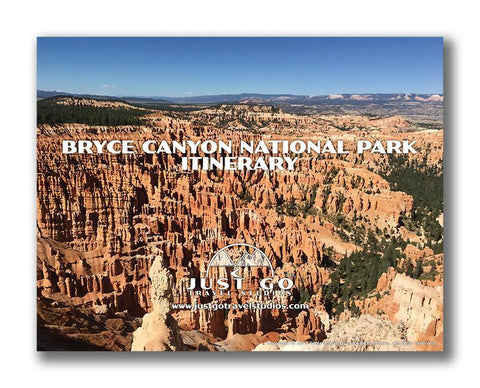 Bryce Canyon National Park Itinerary