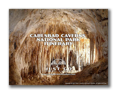 Carlsbad Caverns National Park Itinerary