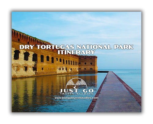 Dry Tortugas National Park Itinerary
