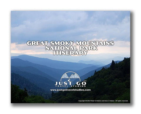 Great Smoky Mountains National Park Itinerary