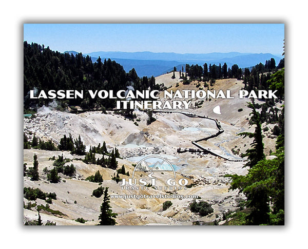 Lassen National Park Itinerary