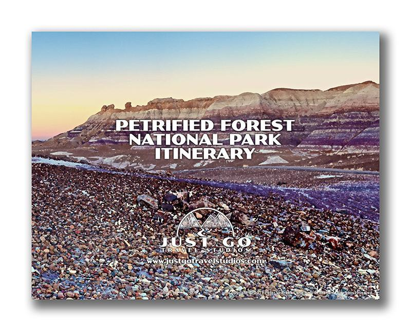 Petrified Forest National Park Itinerary