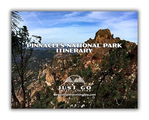Pinnacles National Park Itinerary