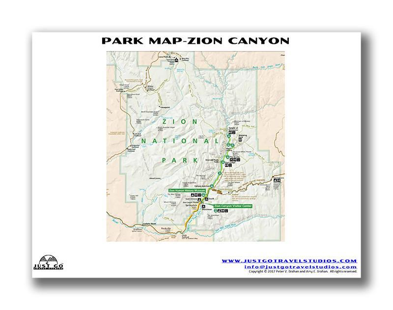 Zion National Park and Bryce Canyon National Park Itinerary – Just ...