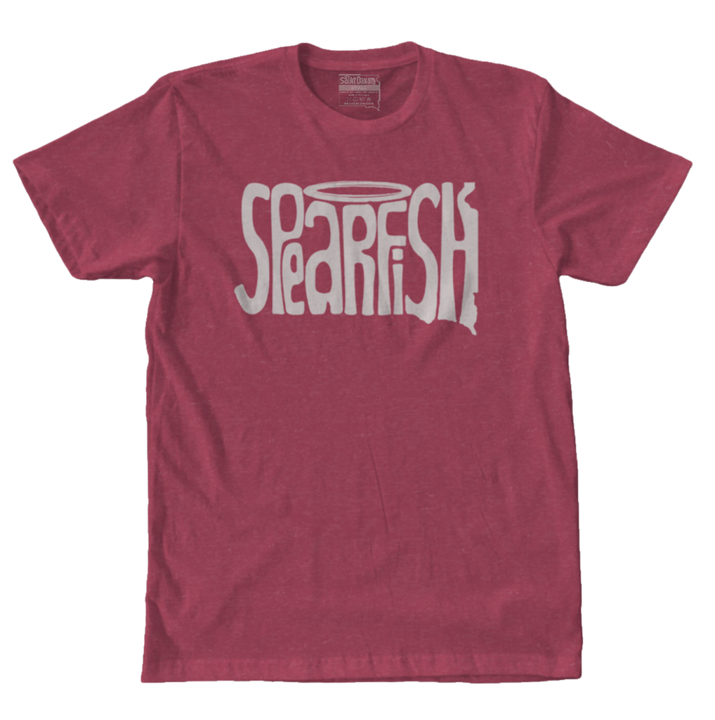 Saint Dakota (South Dakota) Spearfish t-shirt