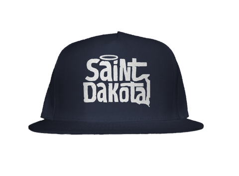 Saint Dakota Clothing trucker hat navy