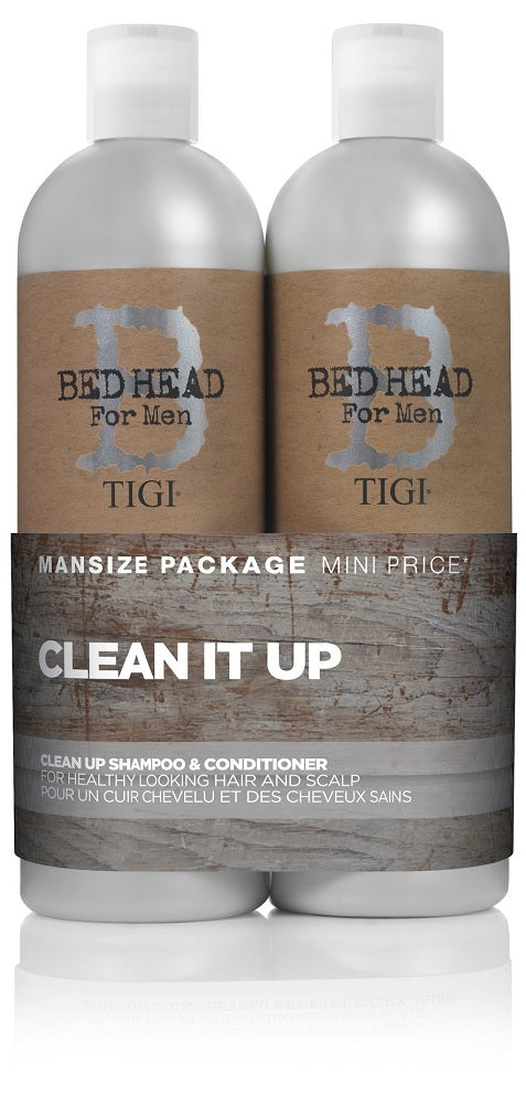 TIGI Bed Head For Men Clean Up 750ml