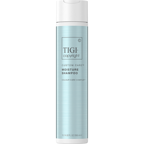 TIGI CUSTOM CARE™ Moisture Shampoo 300ml