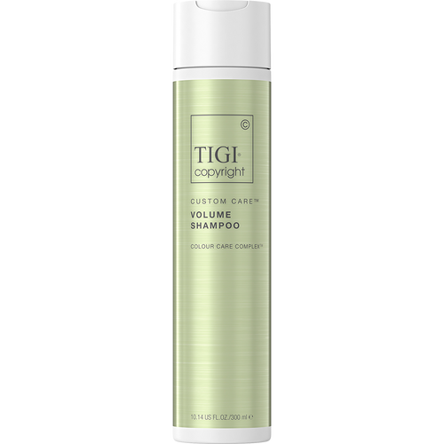 TIGI CUSTOM CARE™ Volume Shampoo 300ml
