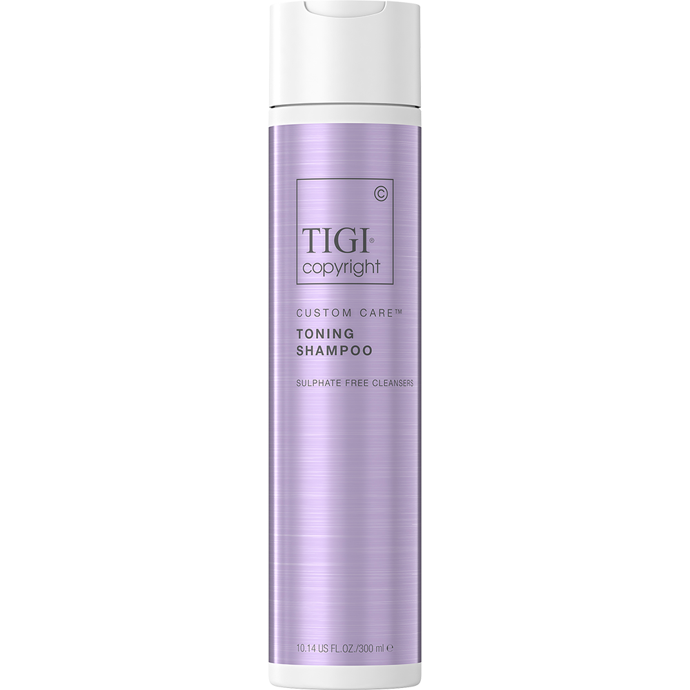 TIGI CUSTOM CARE™ Toning Shampoo 300ml
