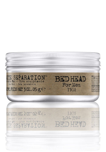 TIGI BED HEAD FOR MEN Matte Separation Workable Wax 75g