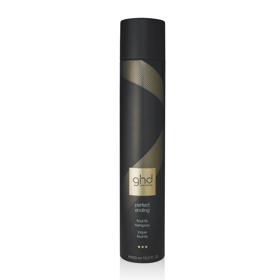 ghd perfect ending - final fix hairspray 400ml