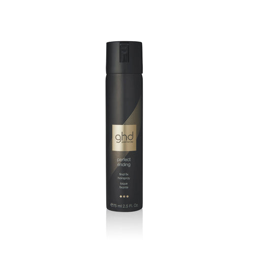 ghd perfect ending - final fix hairspray 75ml