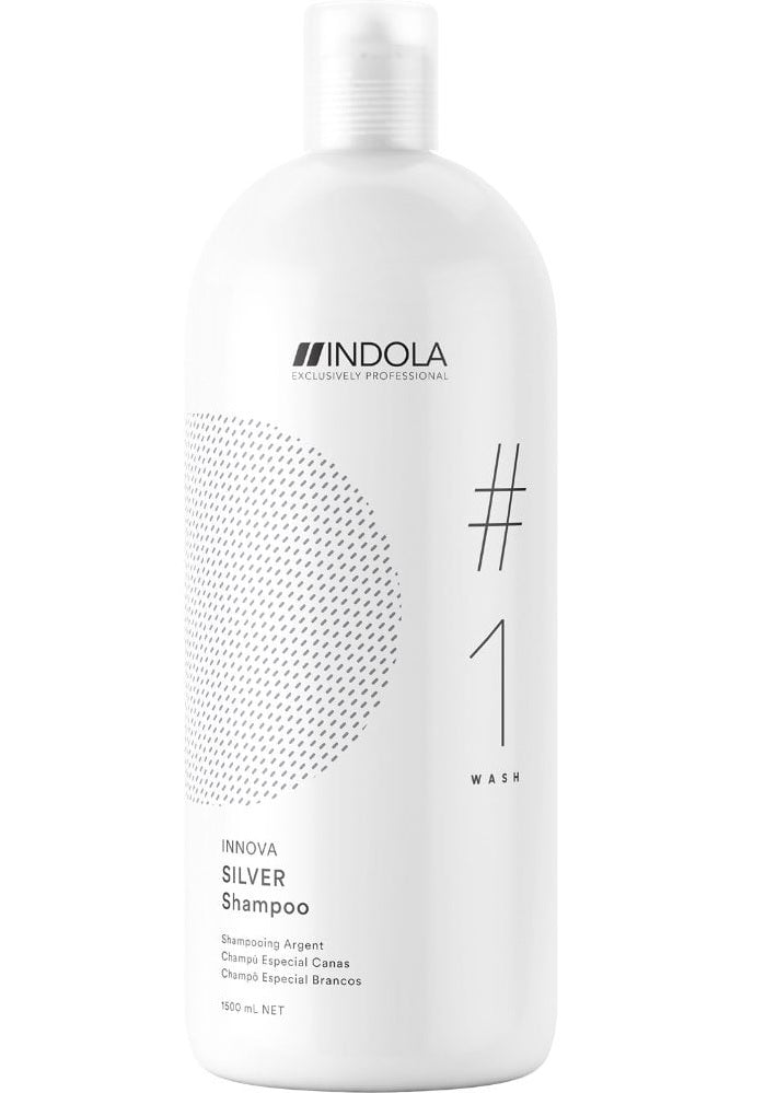 Indola Exclusively Professional Innova Color Silver Shampoo 300ml