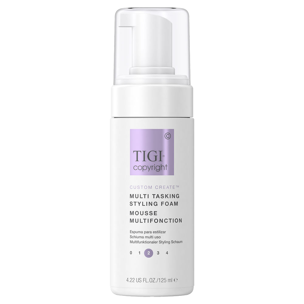 TIGI CUSTOM CREATE™ Multi Tasking Styling Foam 125ml