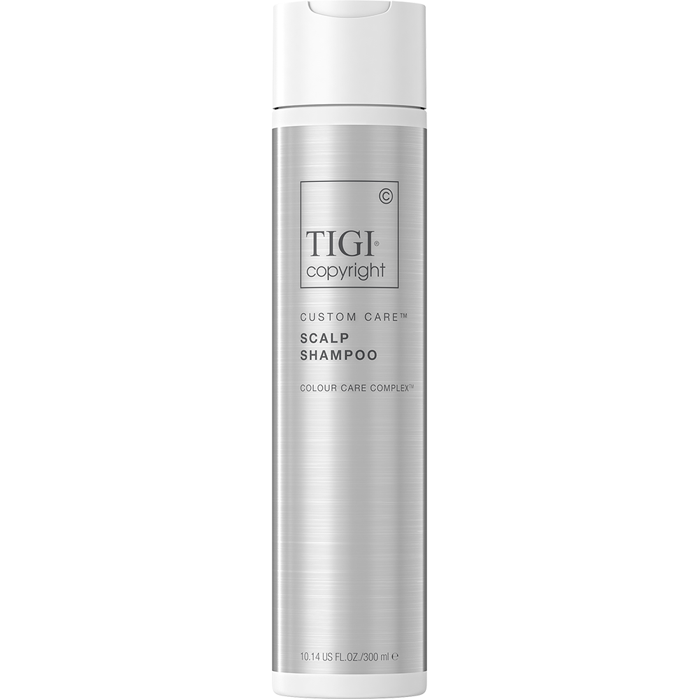 TIGI CUSTOM CARE™ Scalp Shampoo 300ml