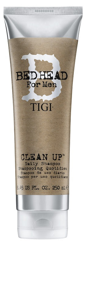 TIGI BED HEAD FOR MEN Clean Up Shampoo 250mls