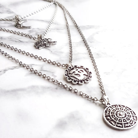 The Eternal Desire Layered Necklace
