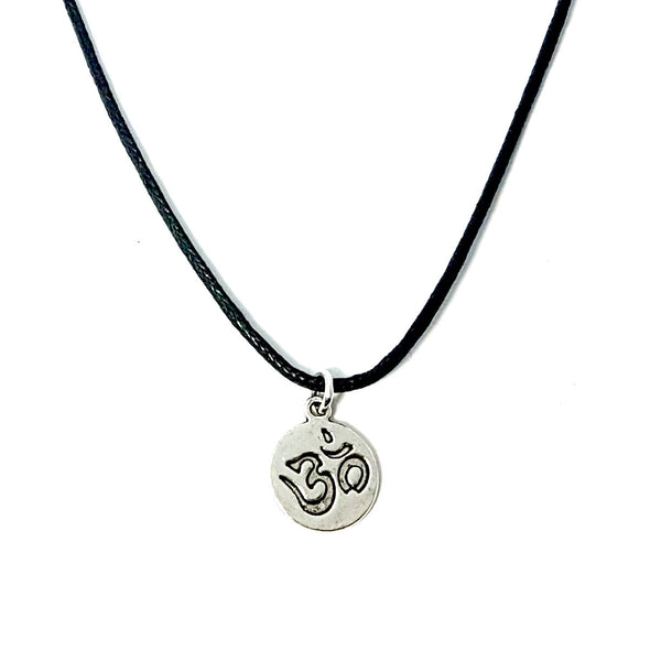 The Engraved Om Pendant - Lakota Inspirations